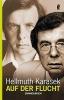 Karasek, Hellmuth, Auf der Flucht