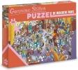 , Puzzel – De Wakkere Muis