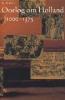 Ronald P. de Graaf, Oorlog om Holland 1000-1375