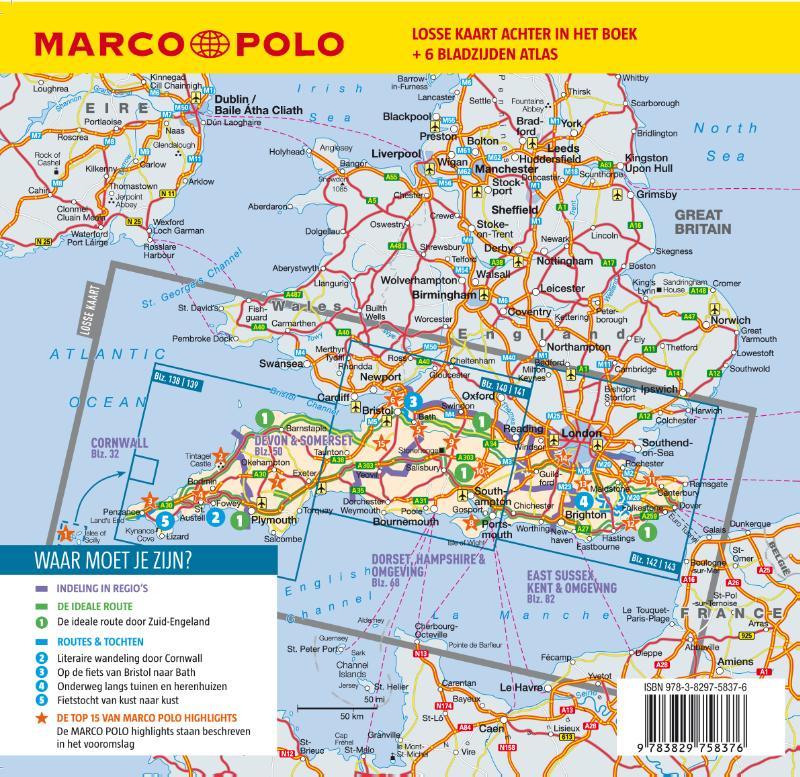 ,Zuid-Engeland Marco Polo NL
