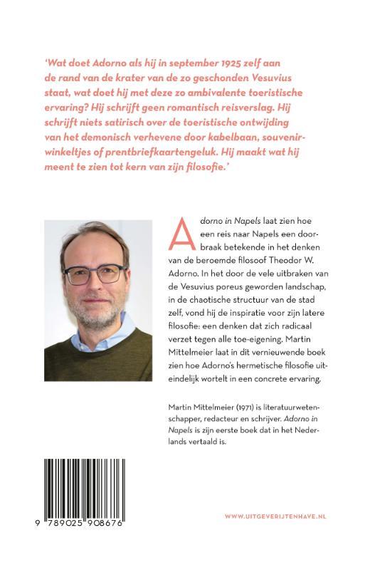 Martin Mittelmeier,Adorno in Napels