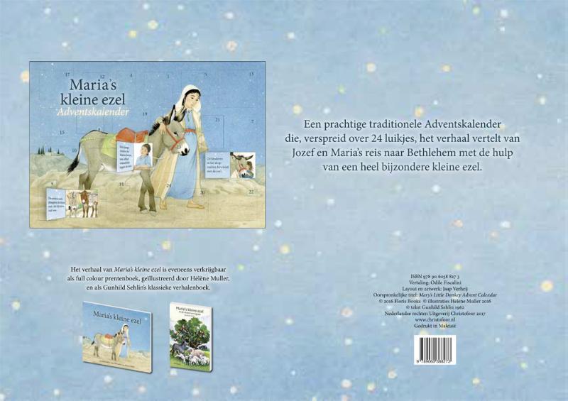 Gunhild Sehlin,Maria`s kleine ezel