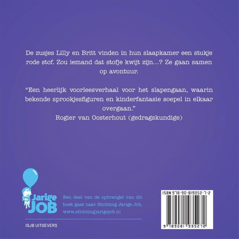 Niels Damen,Lilly & Britt en het sprookjesavontuur