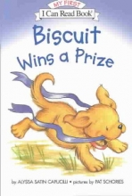 Capucilli, Alyssa Satin Biscuit Wins a Prize