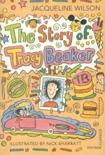 Jacqueline Wilson The Story of Tracy Beaker