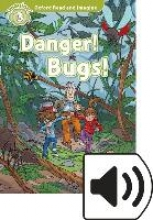 Oxford Read and Imagine 3: Danger Bugs MP3 Pack