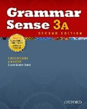 Kesner, Susan Grammar Sense 3A. Student Book with Online Practice Access Code Card