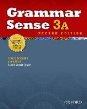 Kesner, Susan,Grammar Sense 3A. Student Book with Online Practice Access Code Card