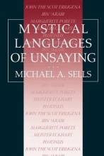 Sells, Mystical Languages of Unsaying