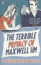 Coe, Jonathan Terrible Privacy of Maxwell Sim