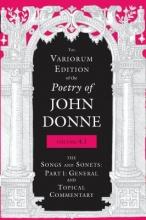 Donne, John The Variorum Edition of the Poetry of John Donne
