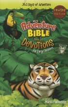 Wooding, Marnie Adventure Bible Book of Devotions for Early Readers-NIRV