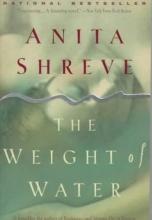 Shreve, Anita The Weight of Water