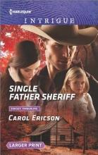 Ericson, Carol Single Father Sheriff
