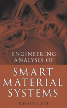 Leo, Donald J. Engineering Analysis of Smart Material Systems