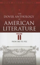 The Dover Anthology of American Literature, Volume II