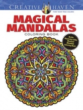 Hutchinson, Alberta Creative Haven Magical Mandalas Coloring Book