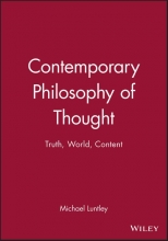 Michael Luntley Contemporary Philosophy of Thought