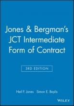 Jones, Neil F. Jones and Bergman`s JCT Intermediate Form of Contract