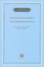 Antonio Beccadelli The Hermaphrodite