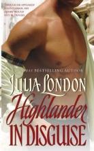London, Julia Highlander In Disguise