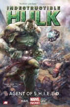 Waid, Mark  Waid, Mark Indestructible Hulk 1