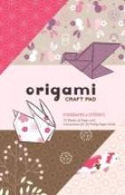Stratton, Randy Origami Craft Pad