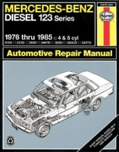 Larry Warren,   J. H. Haynes Mercedes-Benz Diesel 123 Series (76 - 85)