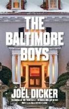 Joel Dicker The Baltimore Boys
