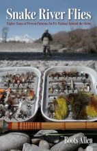Allen, Boots Snake River Flies