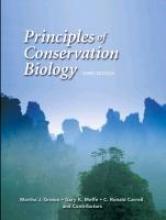 Martha J. Groom,   Gary K. Meffe,   C.Ronald Carroll Principles of Conservation Biology