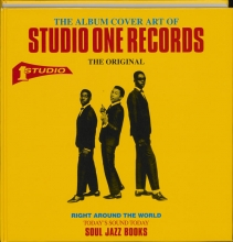 Stuart Baker The Album Cover Art of Studio One Records