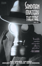 Wagner, Matt Sandman Mystery Theatre, Book One
