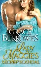Burrowes, Grace Lady Maggie`s Secret Scandal