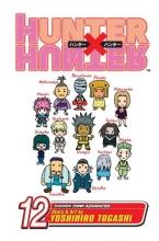 Togashi, Yoshihiro Hunter X Hunter 12