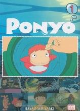 Miyazaki, Hayao Ponyo Film Comic 1