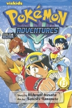 Kusaka, Hidenori Pokemon Adventures 13