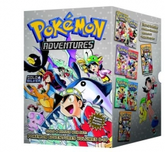 Kusaka, Hidenori,   Yamamoto, Satoshi Pokemon Adventures Gold & Silver Box Set