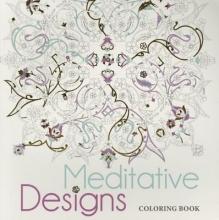 Lark Crafts Meditative Designs Coloring Book