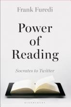 Furedi, Frank Power of Reading