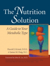 James Haig,   Harold Kristal The Nutrition Solution