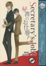 Araya, Miki Secretary`s Job