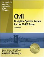 Kim, Robert Civil Discipline-Specific Review for the FE/EIT Exam