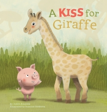 Judith Koppens , A Kiss for Giraffe
