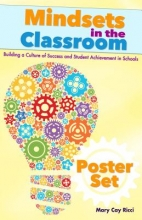 Cay Ricci, Mary Mindsets in the Classroom Poster Set