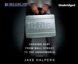 Halpern, Jake Bad Paper