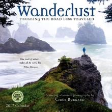 Wanderlust 2017 Calendar