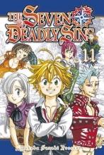 Suzuki, Nakaba The Seven Deadly Sins 11