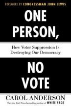 Anderson, Carol One Person, No Vote