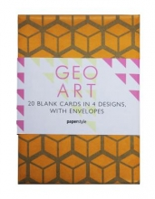 Geoart: Classic Notecards